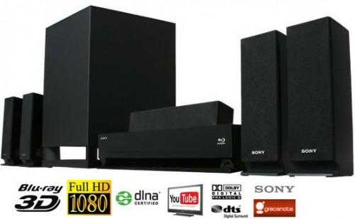 Price Check Out Features Sony Blu Ray Disc Home Theater System