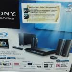 Price Cut Sony Blu Ray Home Theater System Bdv