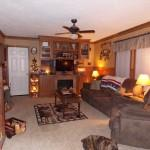 Primitive Country Manufactured Home Decorating