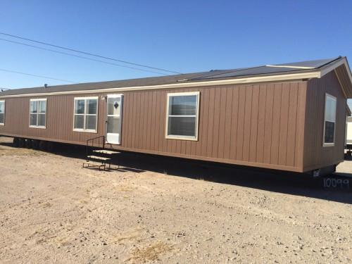 Privately Owned Used Mobile Homes Slightly Manufactor