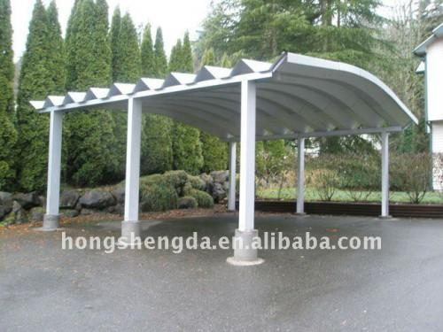 Product Details Prefab Steel Structure Carport Garage Canopy
