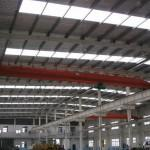 Professional Prefab Steel Buildings Single Floor Double Floors