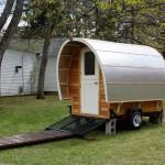 Protostoga Small Transpostable Modular Home Easier Move