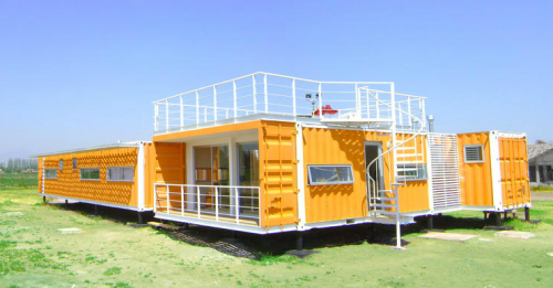 Proyecto Arqtainer Casa Chile Shipping Container Home