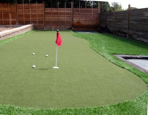Putting Green Work Examples