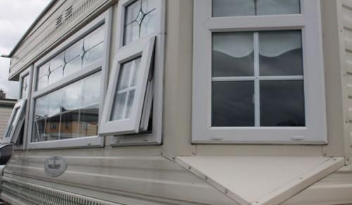 Pvc Windows Doors Your Mobile Home Blinds