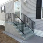 Steps For Mobile Homes