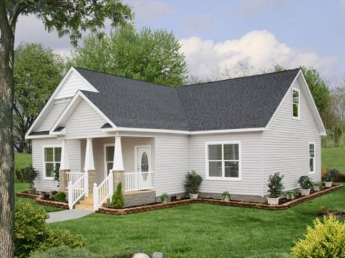 Ranch Manufactured Home Royal Homes Starts Low