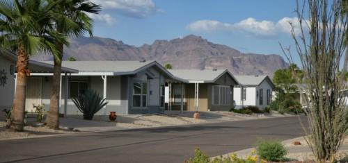 Rancho Mirage Manufactured Home Community