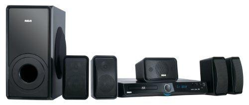 Rca Rtb Home Theater System Speaker Blu Ray Disc Player