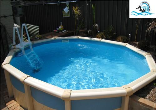 Readymade Swimming Pool Pre Fabricated