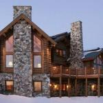 Real Estate Beat Alpine Log Home Designed Western Theme