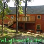 Real Sale Owner Beautiful Log Home Situated