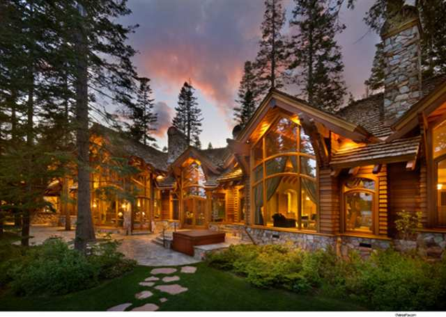 Recently Listed Tahoe Luxury Homes Sale