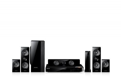 Recertified Speaker Smart Blu Ray Dvd Home Theatre System