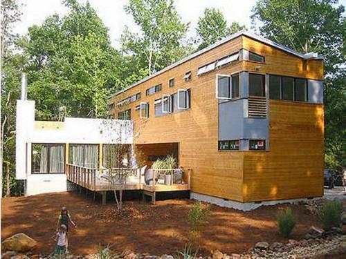 Related Prefab Modern Homes
