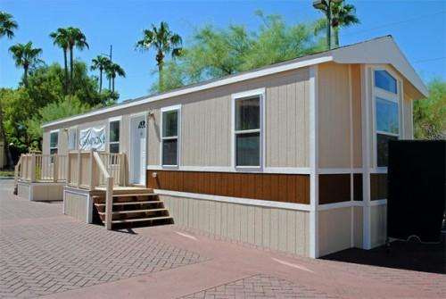 Related Small Manufactured Homes