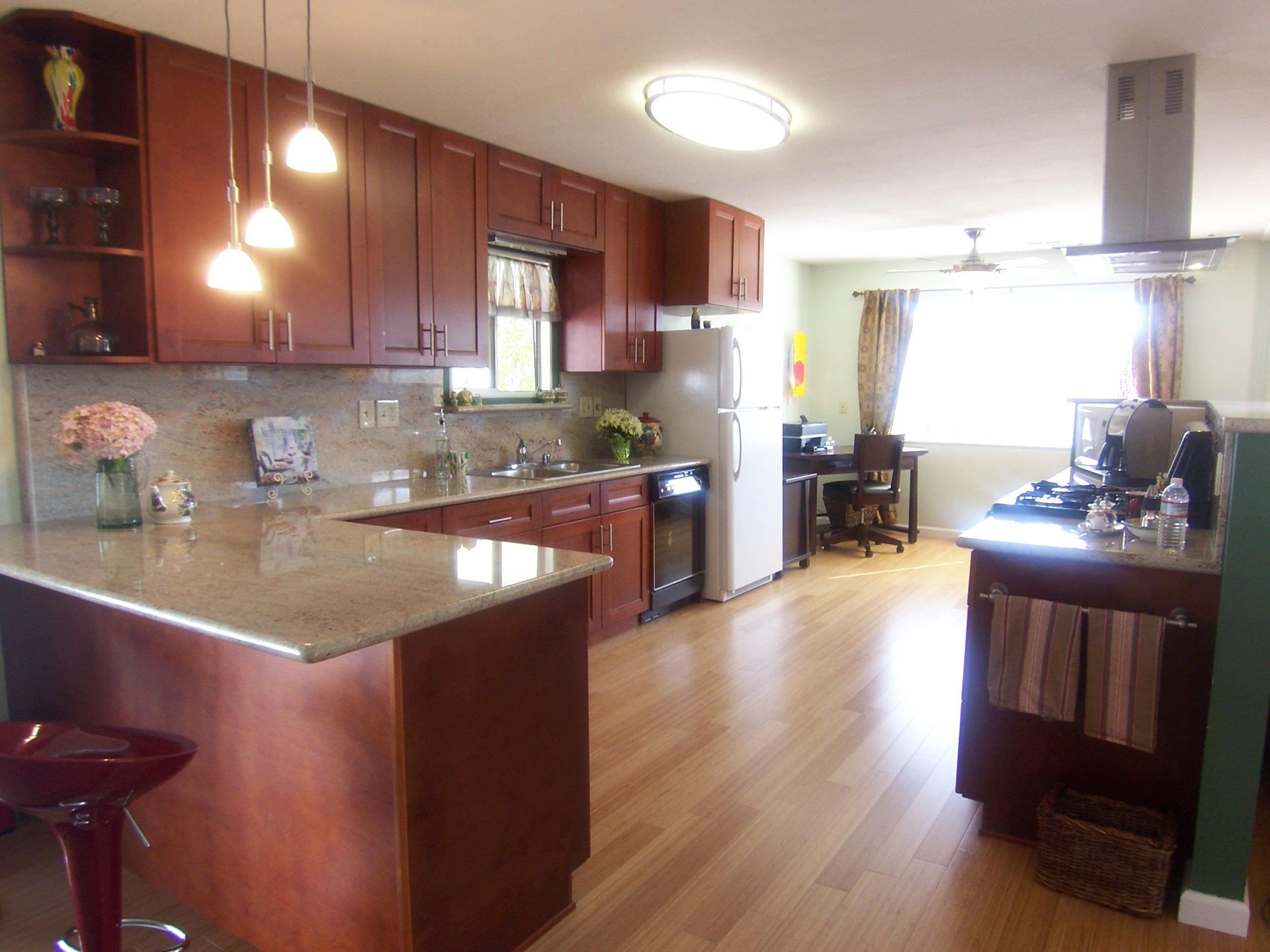 Remodeling Manufactured Home