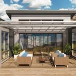 Rendering Upcoming Blu Homes Model Home Southern California