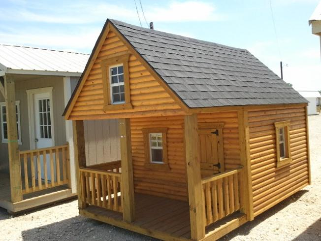 Rent Own Log Cabin