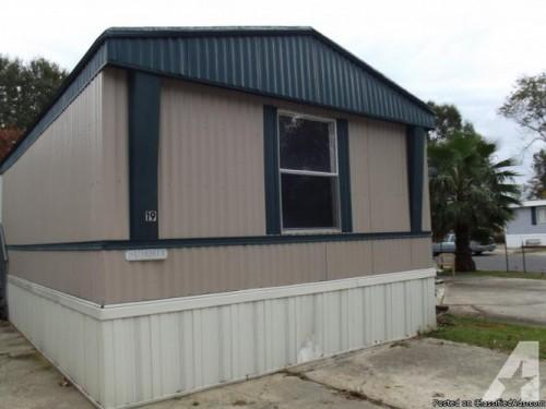 Rent Own Mobile Home Baker Louisiana