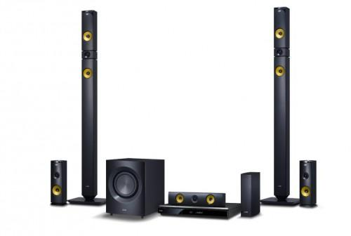 Review Blu Ray Theater System