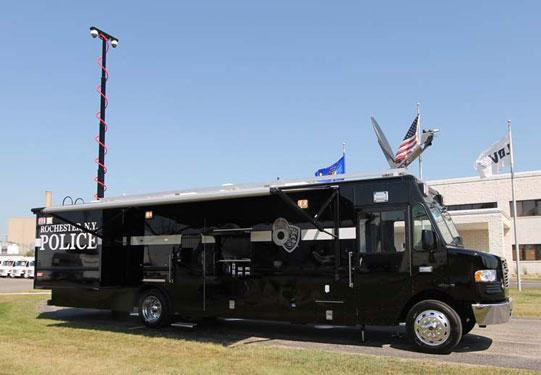 Rochester Mobile Command Center