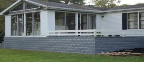 Rockface Mobile Home Skirting