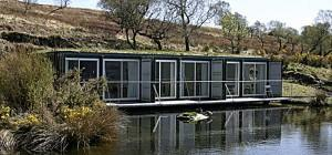 Roundup Shipping Container Homes Cove Scotland