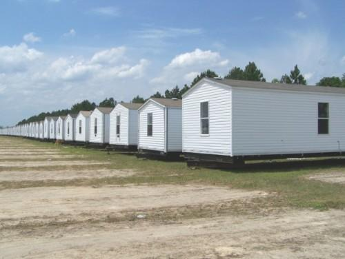 Row Mobile Homes Large