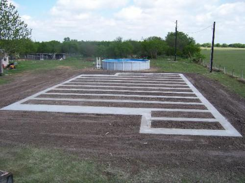 Runner Foundation System Looks Like Modular Manufactured Home
