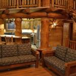 Rustic Chalet Expedition Log Homes