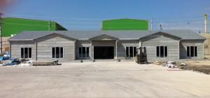 Safe Working Environment Our Prefabricated Office Buildings