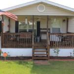Sale Mobile Home Lakefront Property Beauregard Alabama
