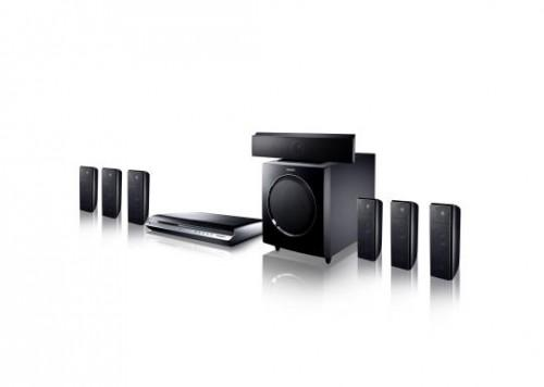 Samsung Blu Ray Home Theater System Downsized