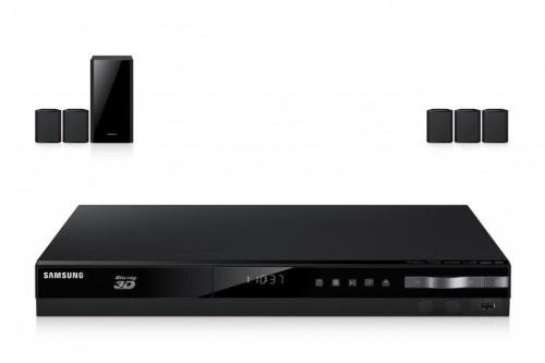 Samsung Blu Ray Player Receiver Home Theater System