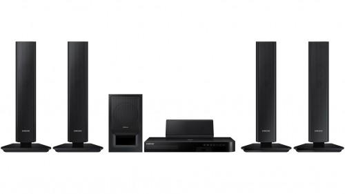 Samsung Channel Wireless Bluetooth Blu Ray Home Theatre System