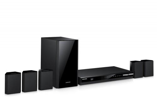 Samsung Networking Blu Ray Home Theater System