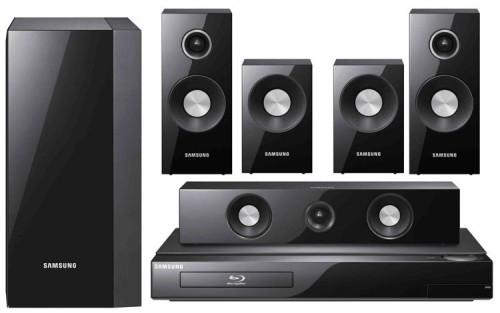 Samsung Region Blu Ray Home Theatre System