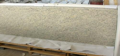 Santa Cecilia Light Prefabricated Granite Countertops