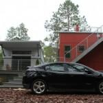 Savannah Ihouse Clayton Homes Zero Home Prefab Solar