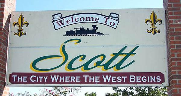 Scott Parish Louisiana