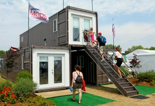 Sea Container Homes