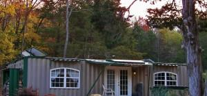 Sea Shipping Container Cabin Shelter Home