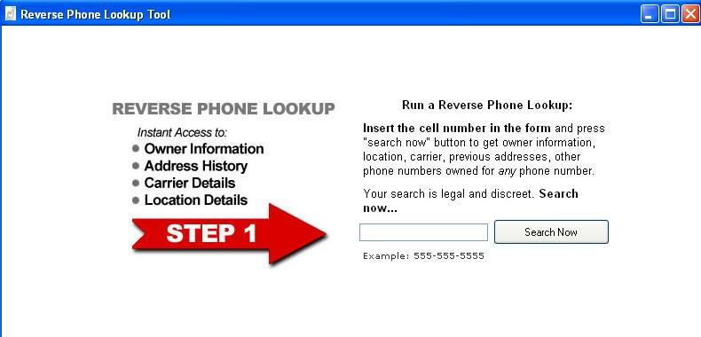 Searched Internet Ways Trace Person Mobile Number