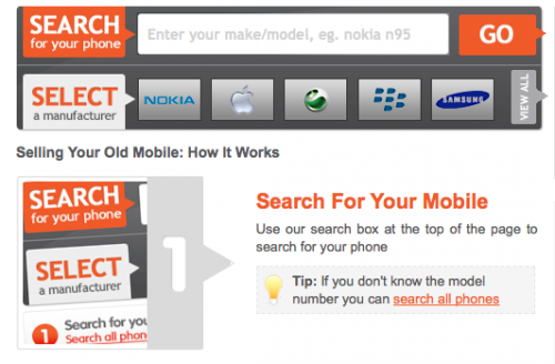 Sell Your Old Mobile Phone Cash Mopay