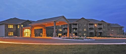 Senior Community Located Green Bay West Side Leisure Time