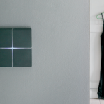 Sentido Touch Panel Light Switch Can Programmed Smart Homes