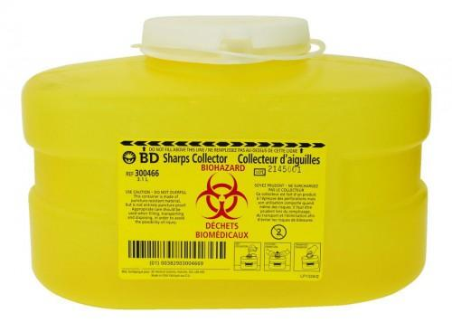 Sharps Collection Container