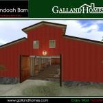 Shenandoah Barn Galland Homes Prefab Your Breedable